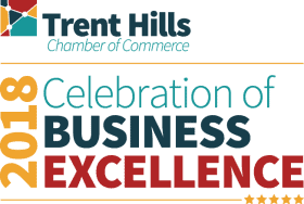 2018 Celebration of Business Excellence Awards, Trent Hills Chamber of Commerce, Campbellford, Ontario